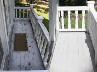 Deck cleaning in New Jersey